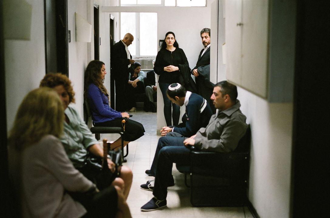 Gett: el divorcio de Viviane Amsalem : Foto Menashe Noy, Ronit Elkabetz