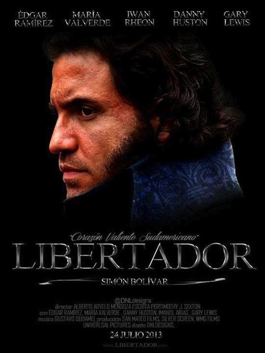 Libertador : Cartel