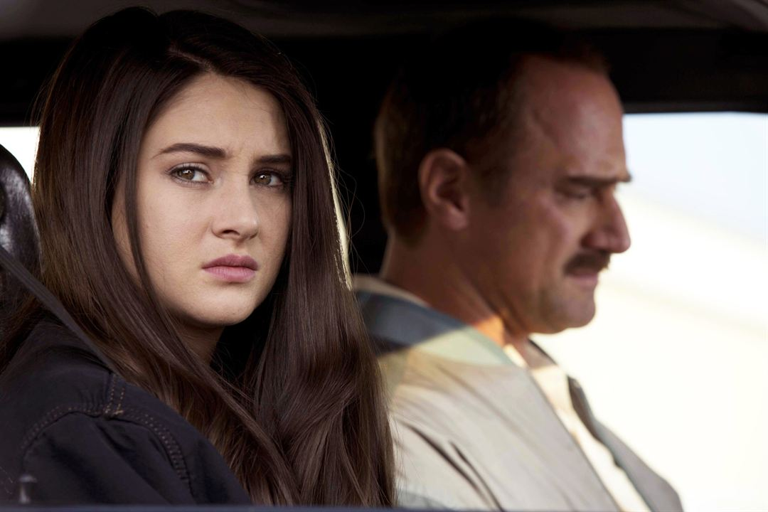 White Bird in a Blizzard : Foto Christopher Meloni, Shailene Woodley