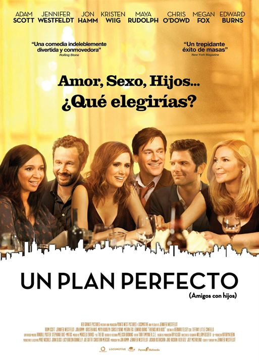 Un plan perfecto : Cartel