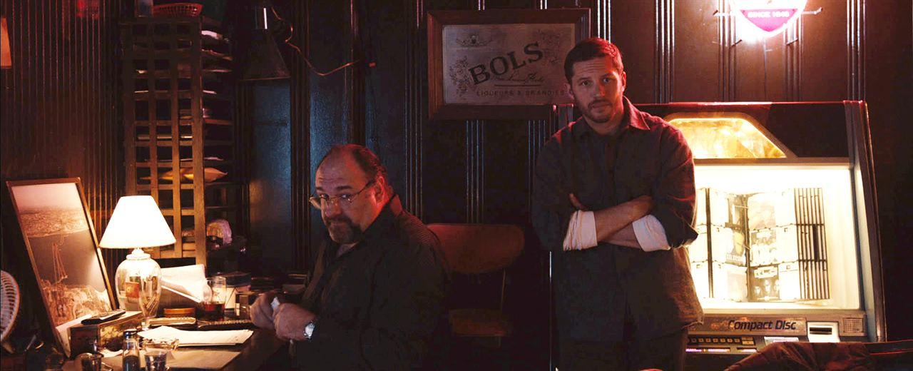 La entrega : Foto James Gandolfini, Tom Hardy