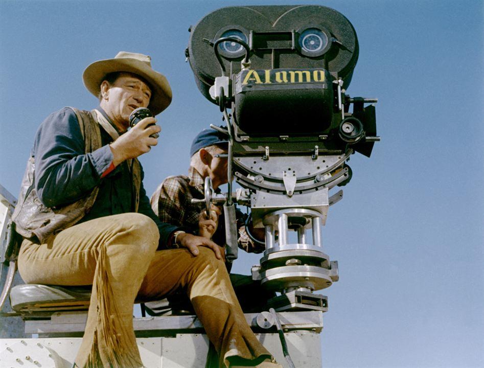 El Álamo : Foto John Wayne