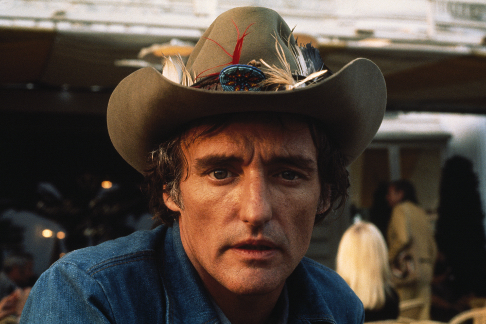 Couverture magazine Dennis Hopper