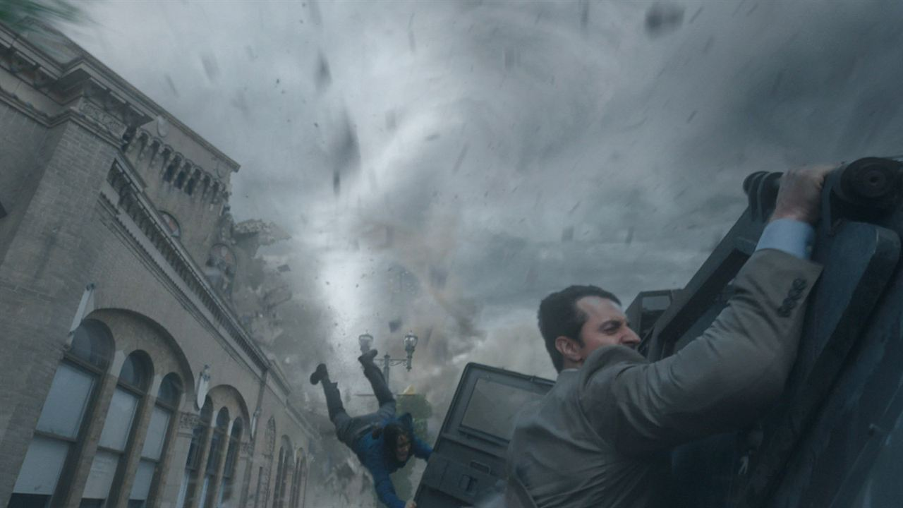 En el ojo de la tormenta : Foto