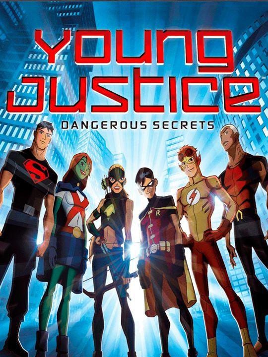La Joven Liga de la Justicia : Cartel