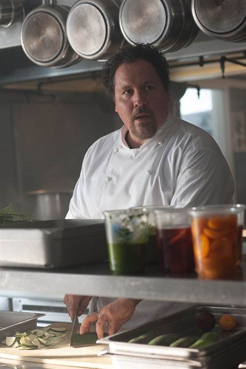 Jon Favreau Chef