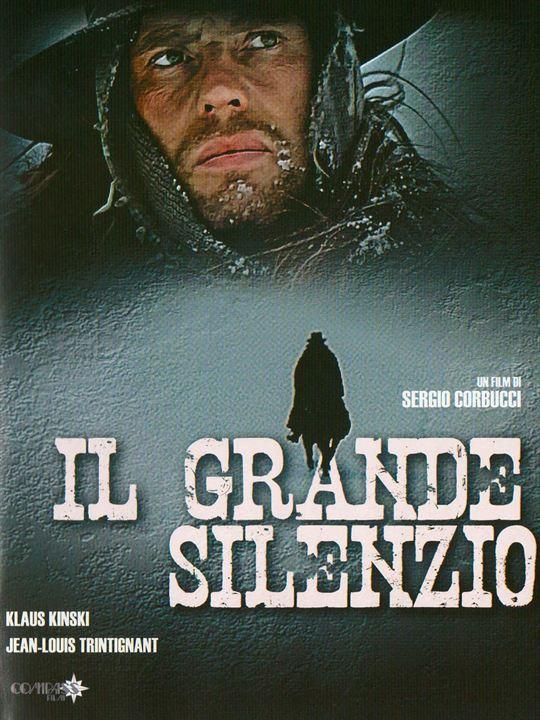 El gran silencio : Cartel Sergio Corbucci