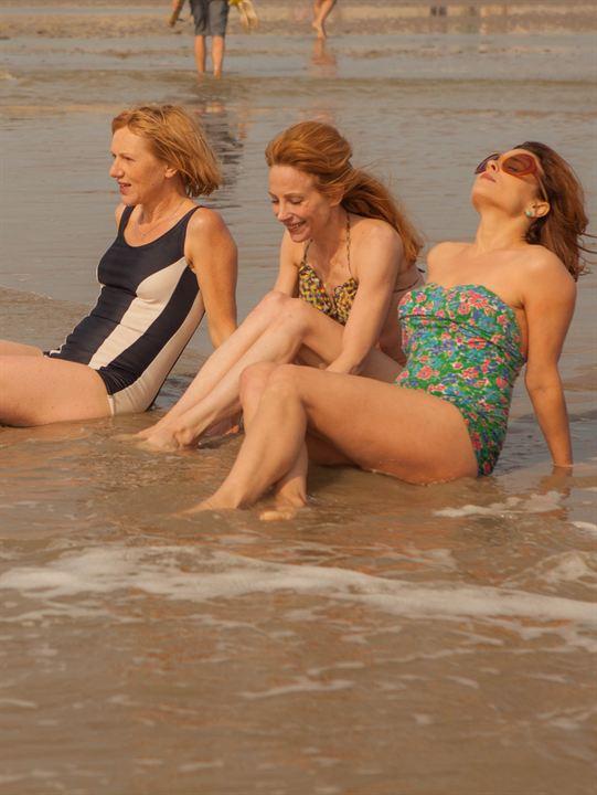 Foto Johanna ter Steege, Julie Depardieu