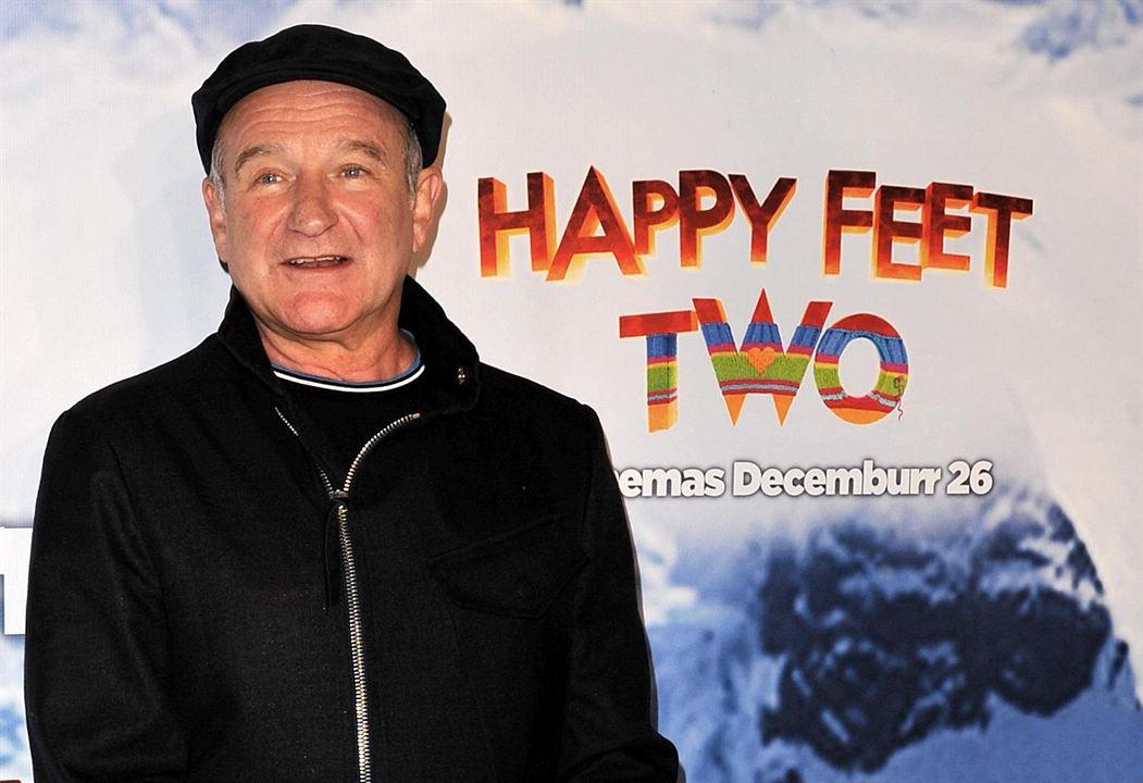 Couverture magazine Robin Williams