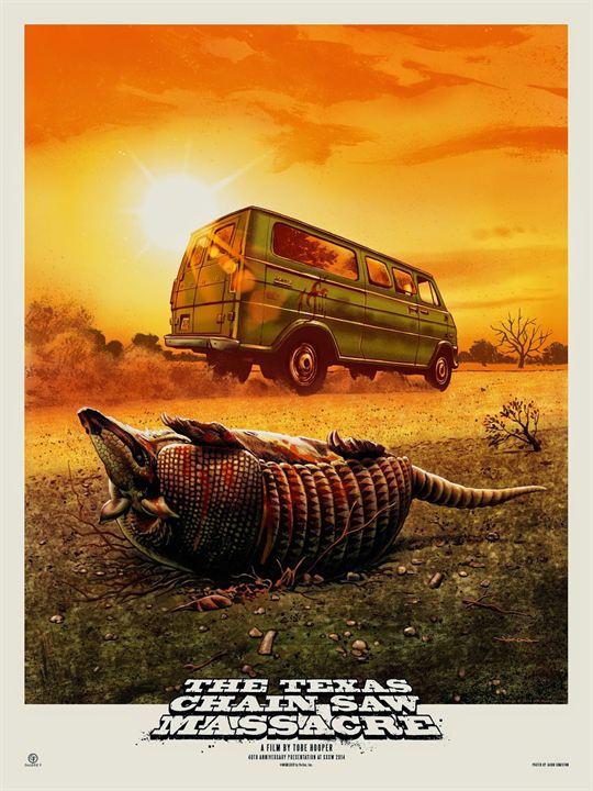 La matanza de Texas : Cartel