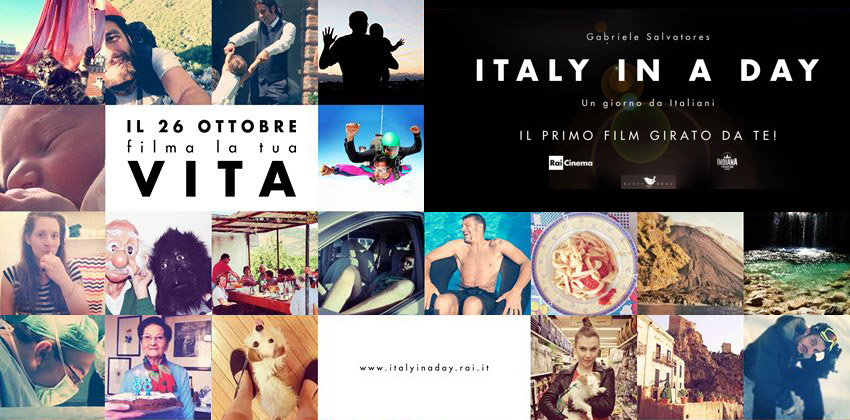 Italy in a Day : Foto