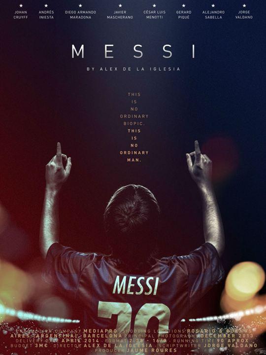 Messi : Cartel