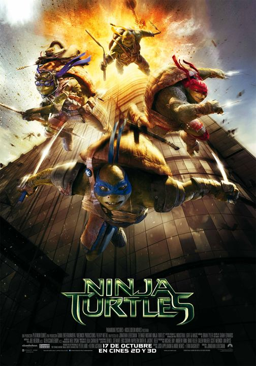 Ninja Turtles : Cartel