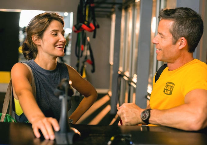 Results : Foto Cobie Smulders, Guy Pearce