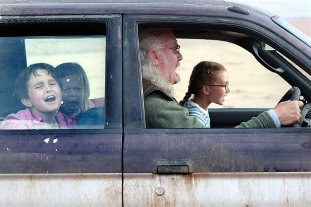 Nuestro último verano en Escocia : Foto Billy Connolly