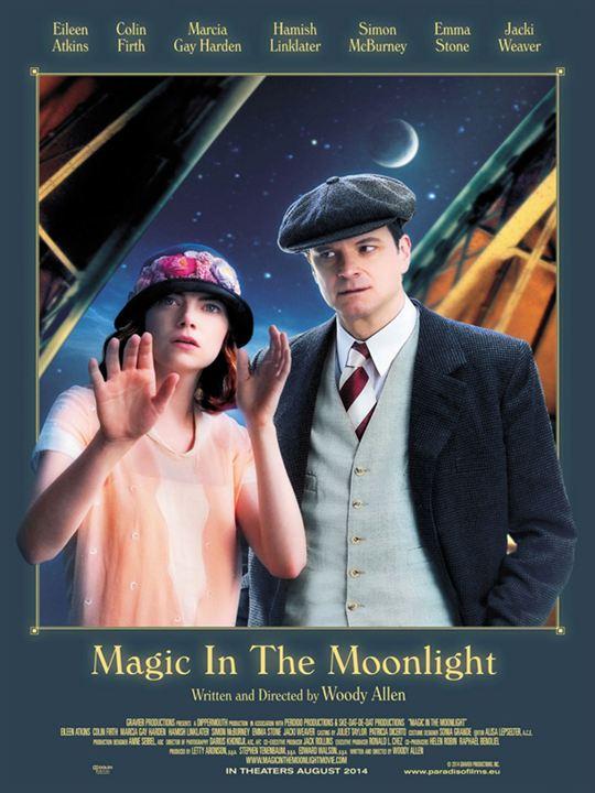 Magia a la luz de la luna : Cartel
