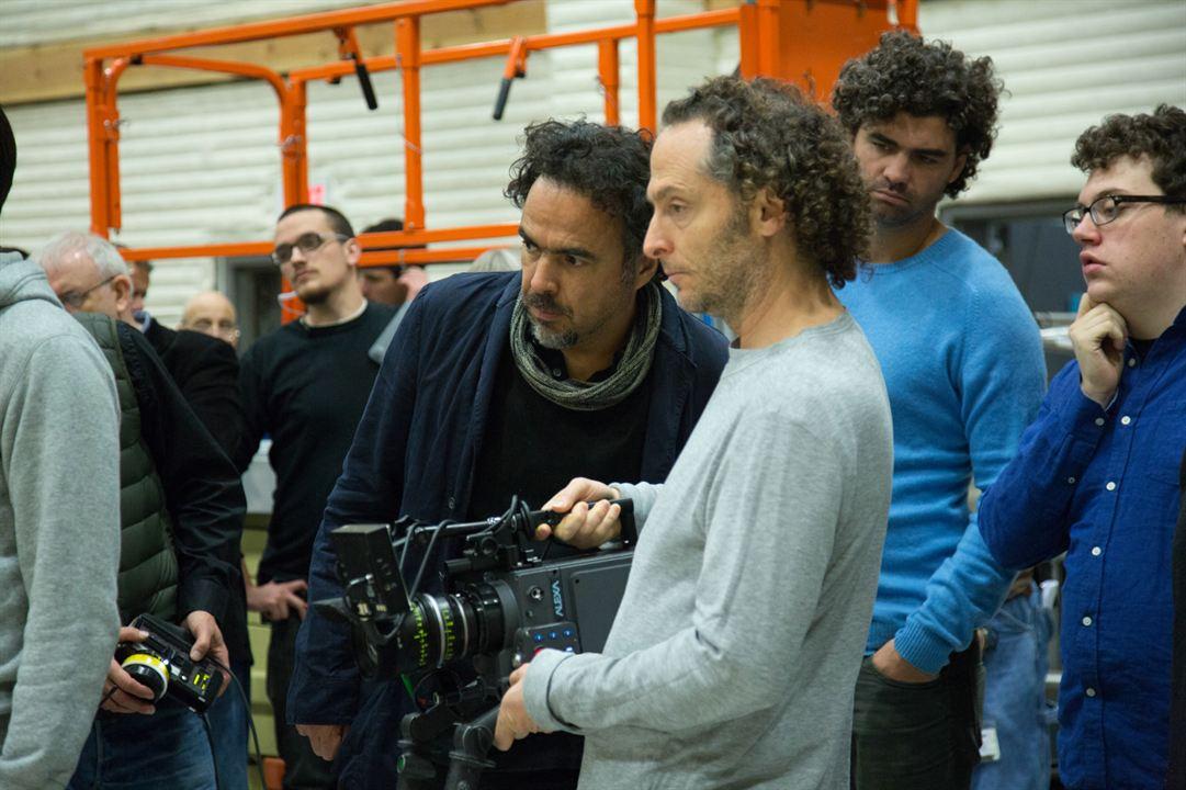 Birdman (o la inesperada virtud de la ignorancia) : Foto Alejandro González Iñárritu, Emmanuel Lubezki