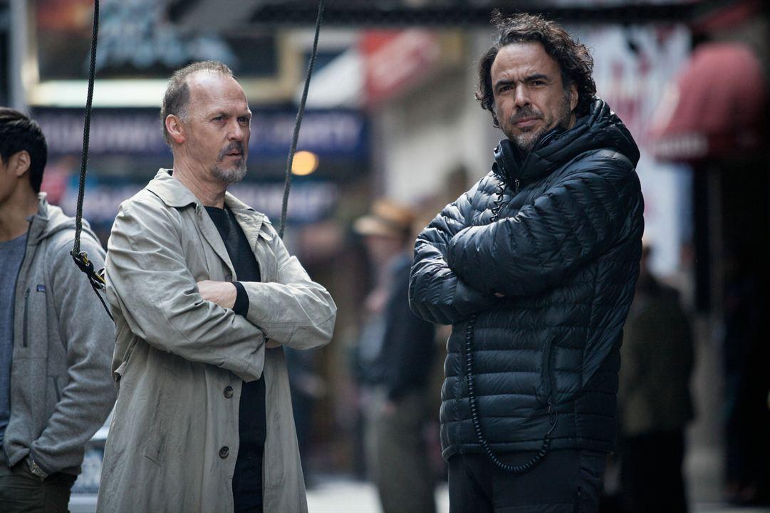 Birdman (o la inesperada virtud de la ignorancia) : Foto Alejandro González Iñárritu, Michael Keaton