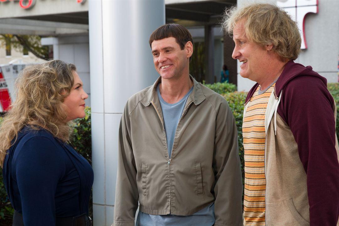 Dos tontos todavía más tontos : Foto Jeff Daniels, Jim Carrey, Kathleen Turner