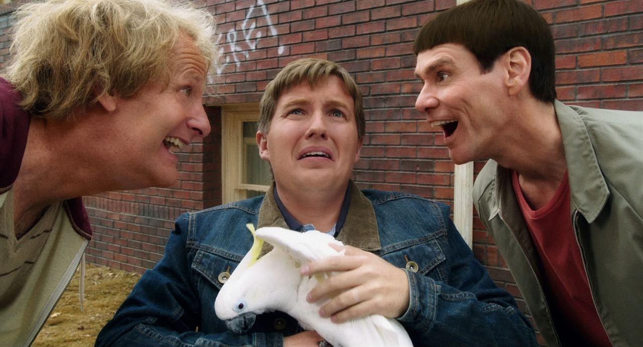 Dos tontos todavía más tontos : Foto Brady Bluhm, Jeff Daniels, Jim Carrey