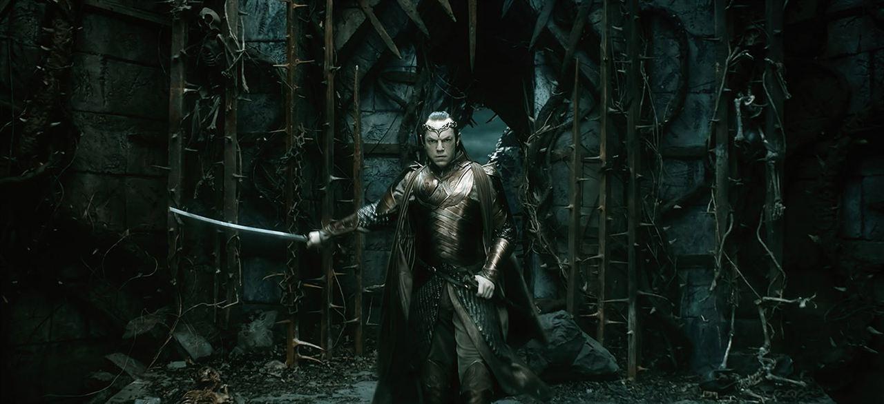 El hobbit: La batalla de los cinco ejércitos : Foto Hugo Weaving