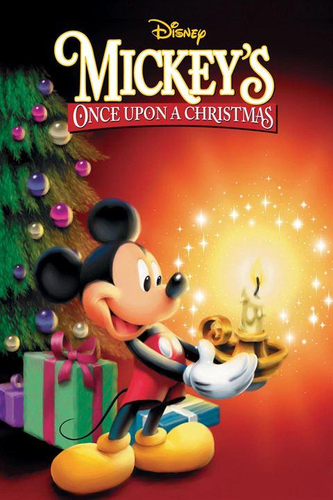 Mickey descubre la Navidad : Cartel