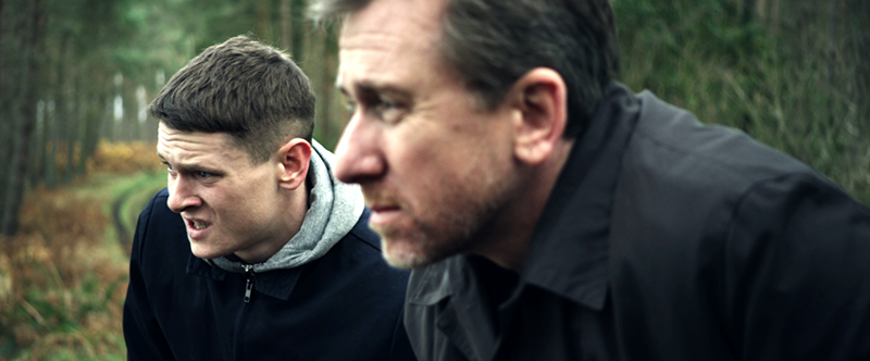 Foto Jack O'Connell, Tim Roth