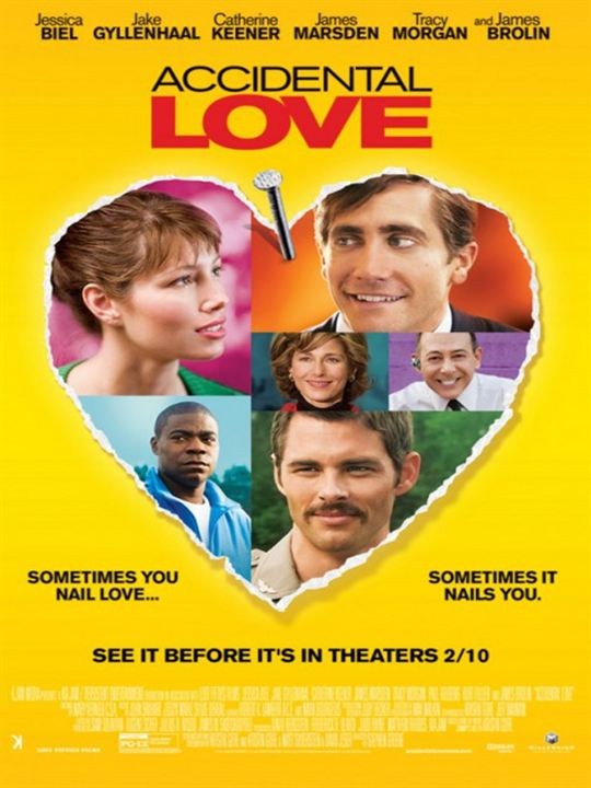 Accidental Love [BRRip] [Latino] [1 Link] [MEGA]