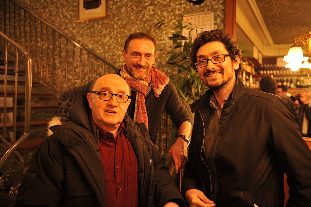 Los recuerdos: David Foenkinos, Jean-Paul Rouve, Michel Blanc