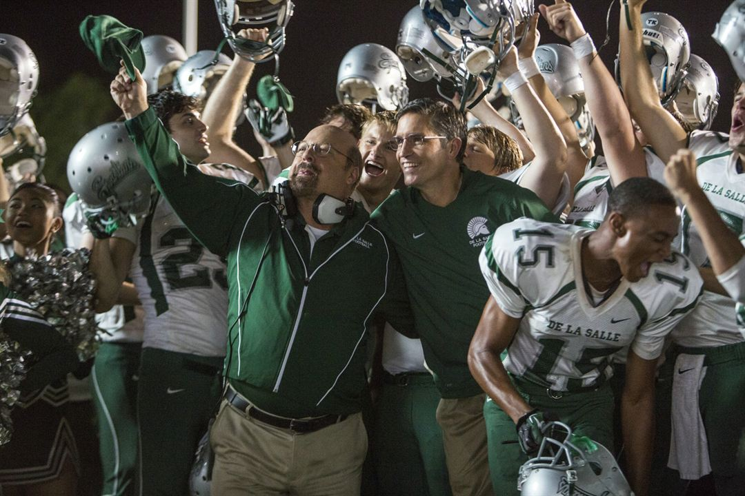 When The Game Stands Tall : Foto Alexander Ludwig, Jim Caviezel, Michael Chiklis