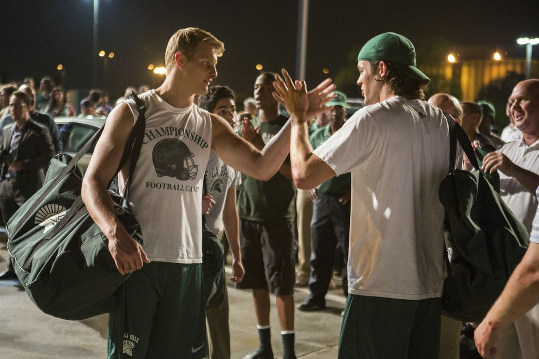 When The Game Stands Tall : Foto Alexander Ludwig, Matthew Daddario