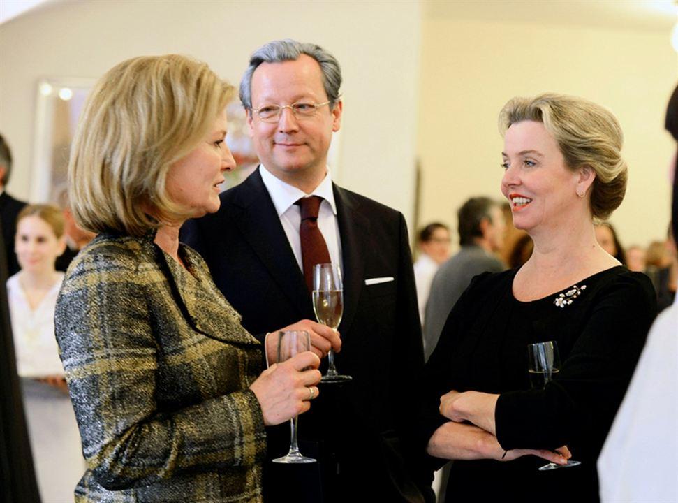 Foto Margarita Broich, Matthias Brandt, Suzanne von Borsody