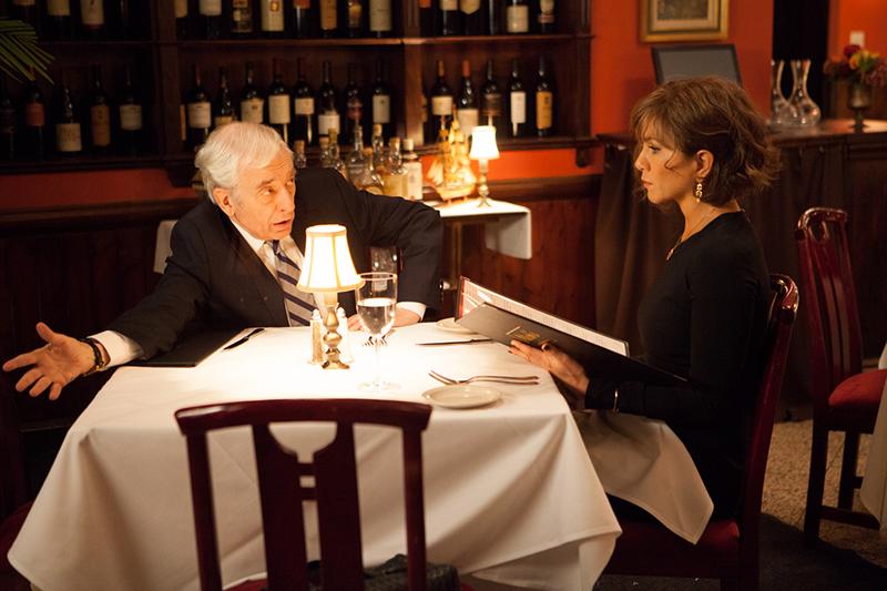 Lío en Broadway : Foto Austin Pendleton, Jennifer Aniston