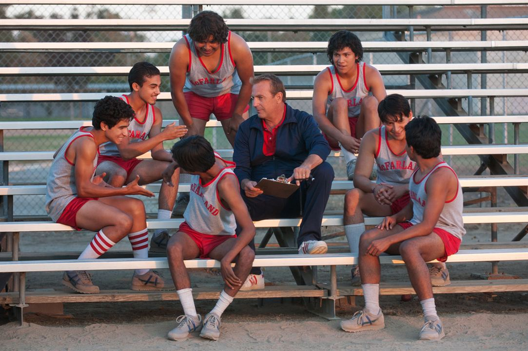 McFarland, USA : Foto Carlos Pratts, Hector Duran, Johnny Ortiz, Kevin Costner