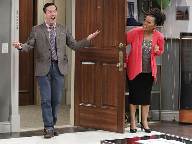 Foto Thomas Lennon, Yvette Nicole Brown