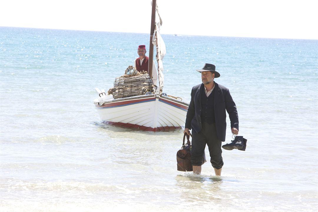 El maestro del agua : Foto Russell Crowe