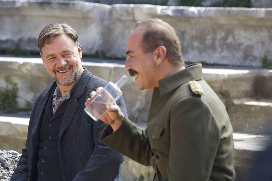 El maestro del agua : Foto Russell Crowe, Yilmaz Erdogan