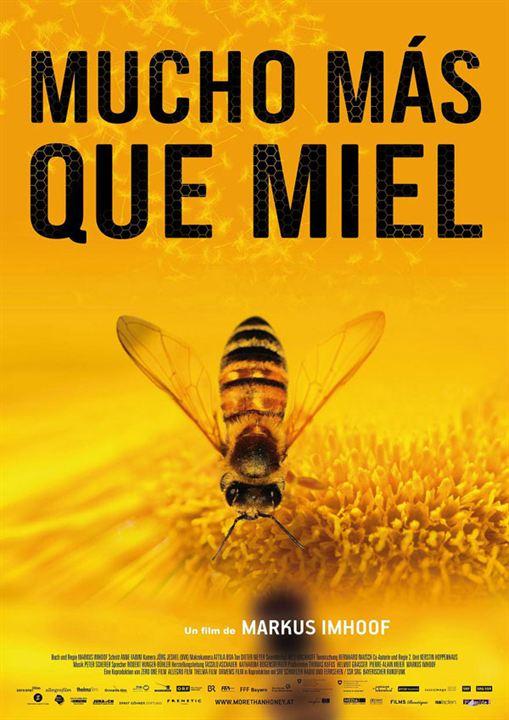 Mucho más que miel : Cartel