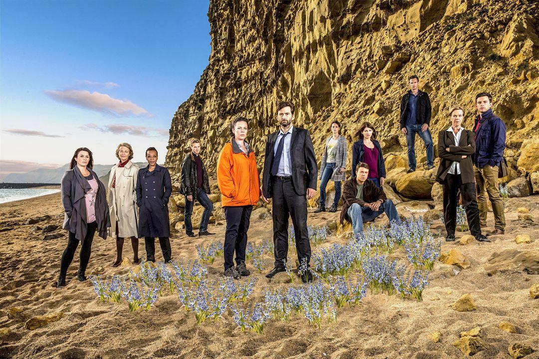 Foto Andrew Buchan, Arthur Darvill, Carolyn Pickles, Charlotte Rampling, David Tennant