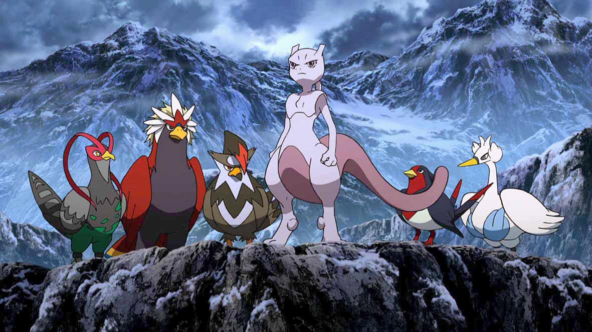 Resultado de imagen para Pokémon: Genesect y el despertar de una leyenda