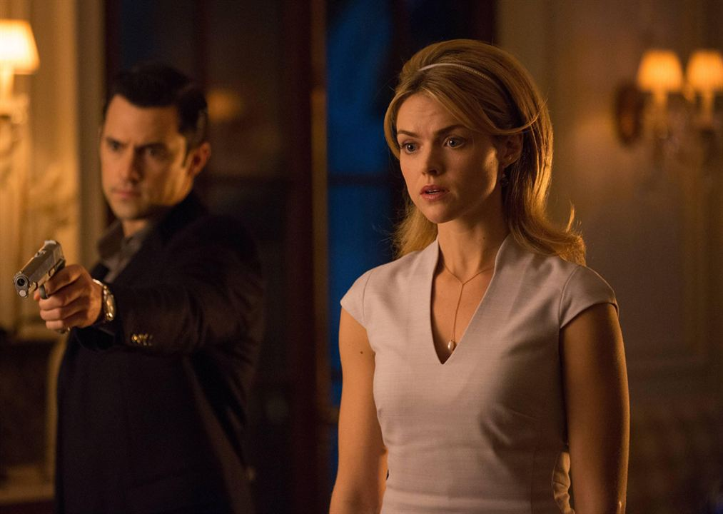Foto Erin Richards, Milo Ventimiglia