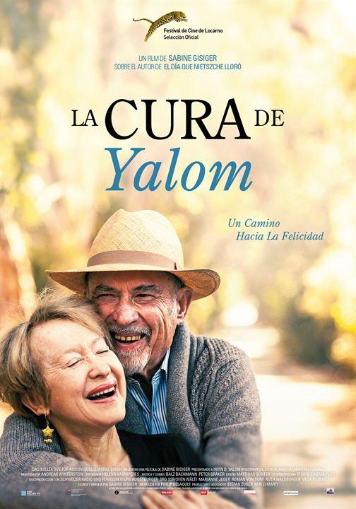 La cura de Yalom : Cartel