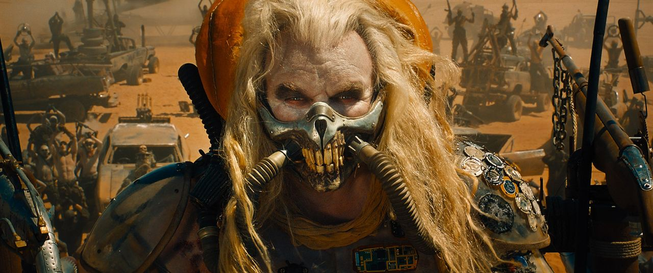 Mad Max: Furia en la carretera : Foto Hugh Keays-Byrne