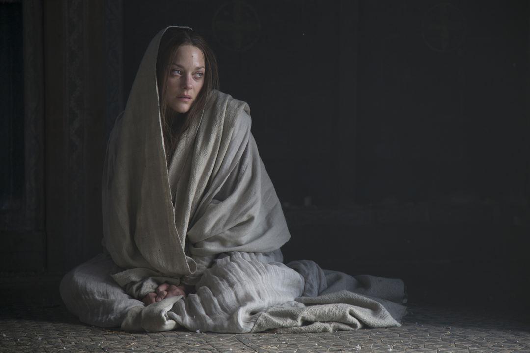 Macbeth : Foto Marion Cotillard