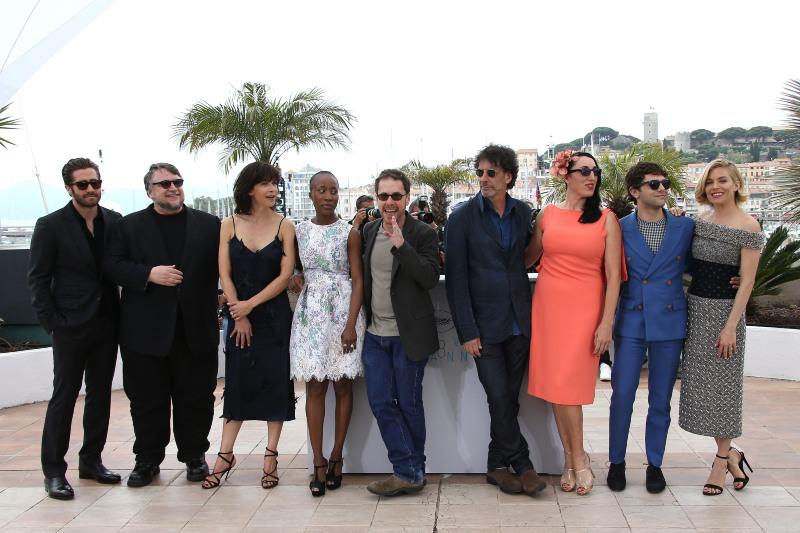 Couverture magazine Ethan Coen, Guillermo del Toro, Jake Gyllenhaal, Joel Coen, Rossy de Palma