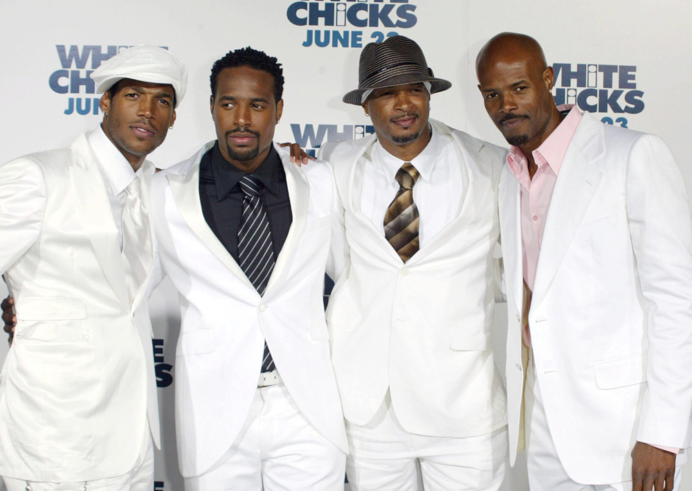 Damon and keenen ivory wayans can