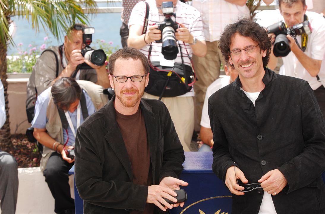 Couverture magazine Ethan Coen, Joel Coen