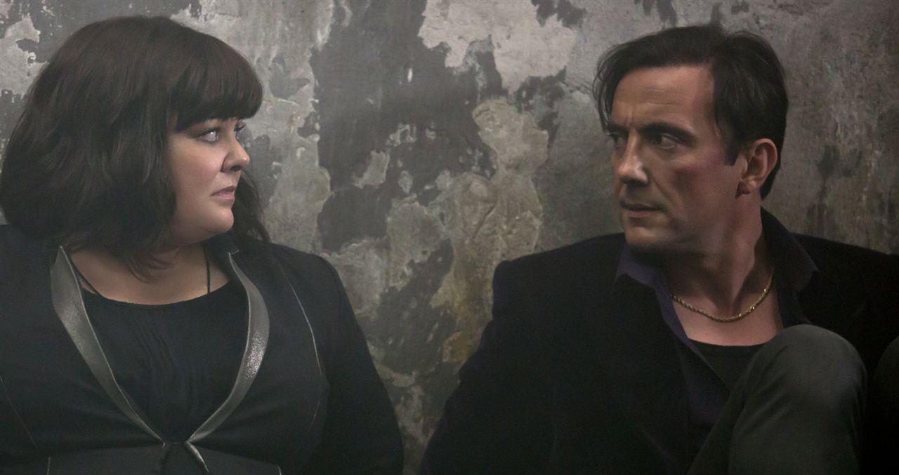 Espías : Foto Melissa McCarthy, Peter Serafinowicz