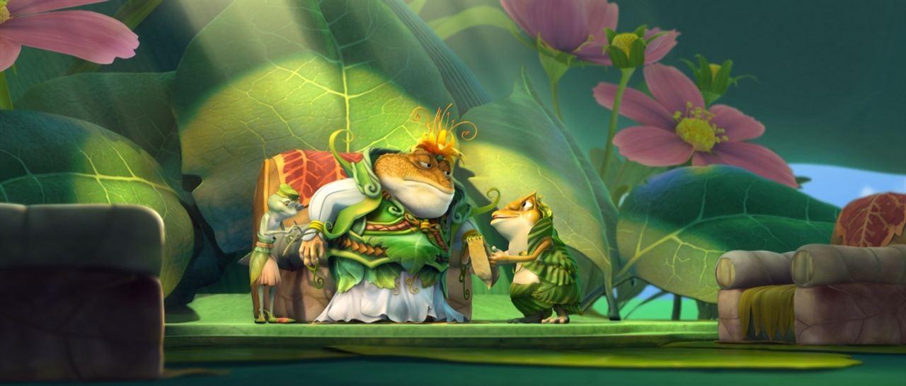 El reino de las ranas : Foto