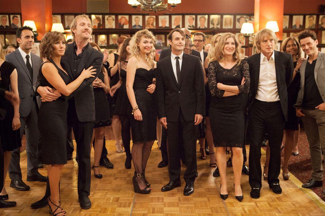 Foto Imogen Poots, Jennifer Aniston, Kathryn Hahn, Owen Wilson, Rhys Ifans